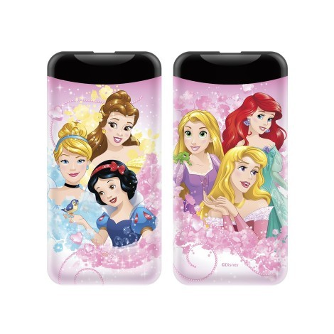 Disney Power Bank - Hercegnõ 2.1A 6000mAh Pink