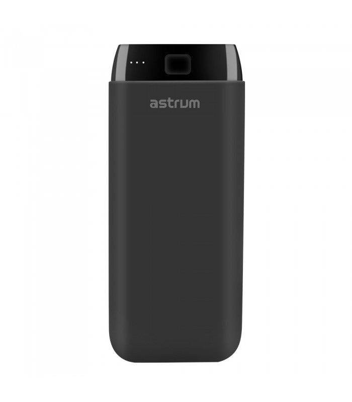 Astrum PB210 Power Bank 20000mAh 2X USB, 2A/2A Output Fekete
